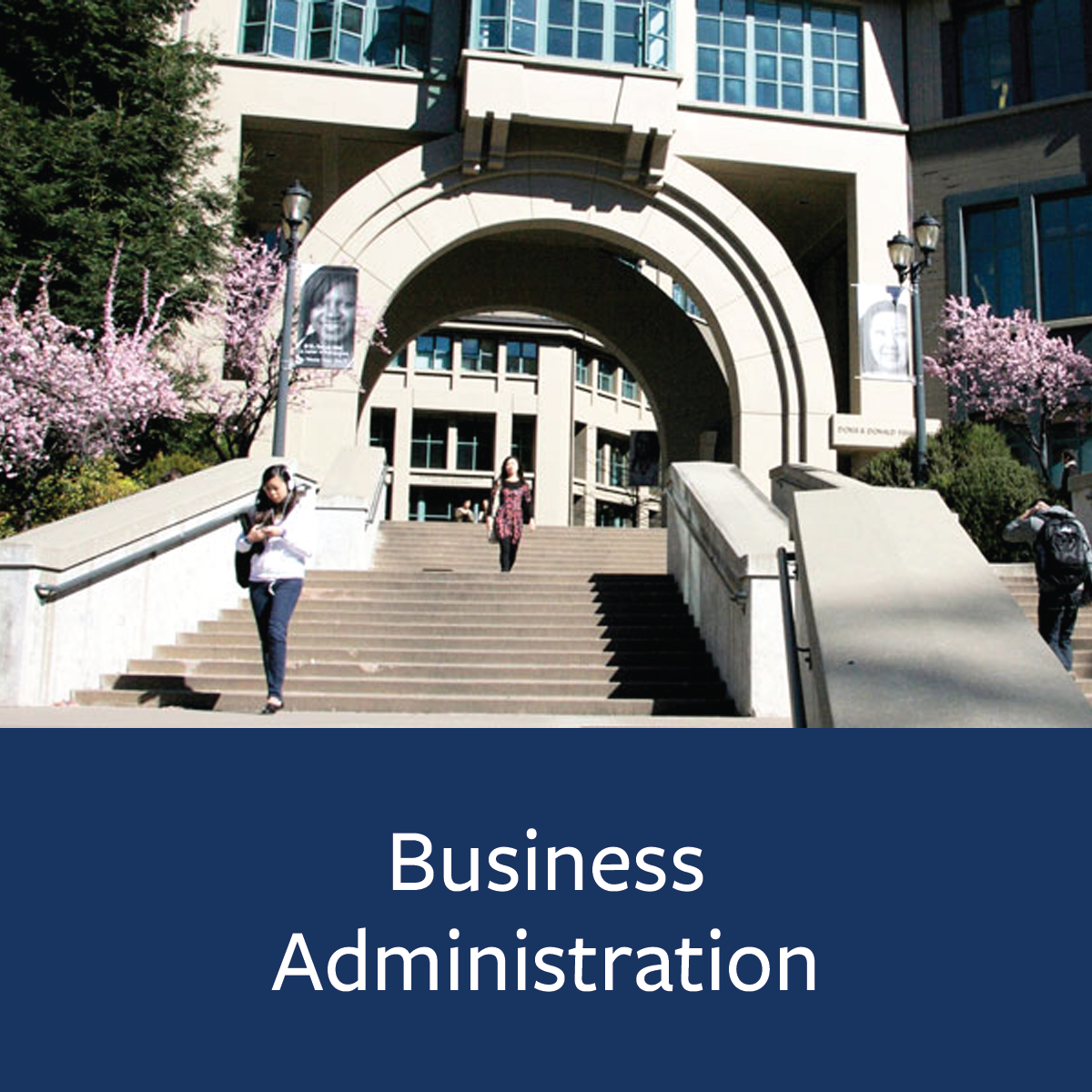 Business Administration Major Map