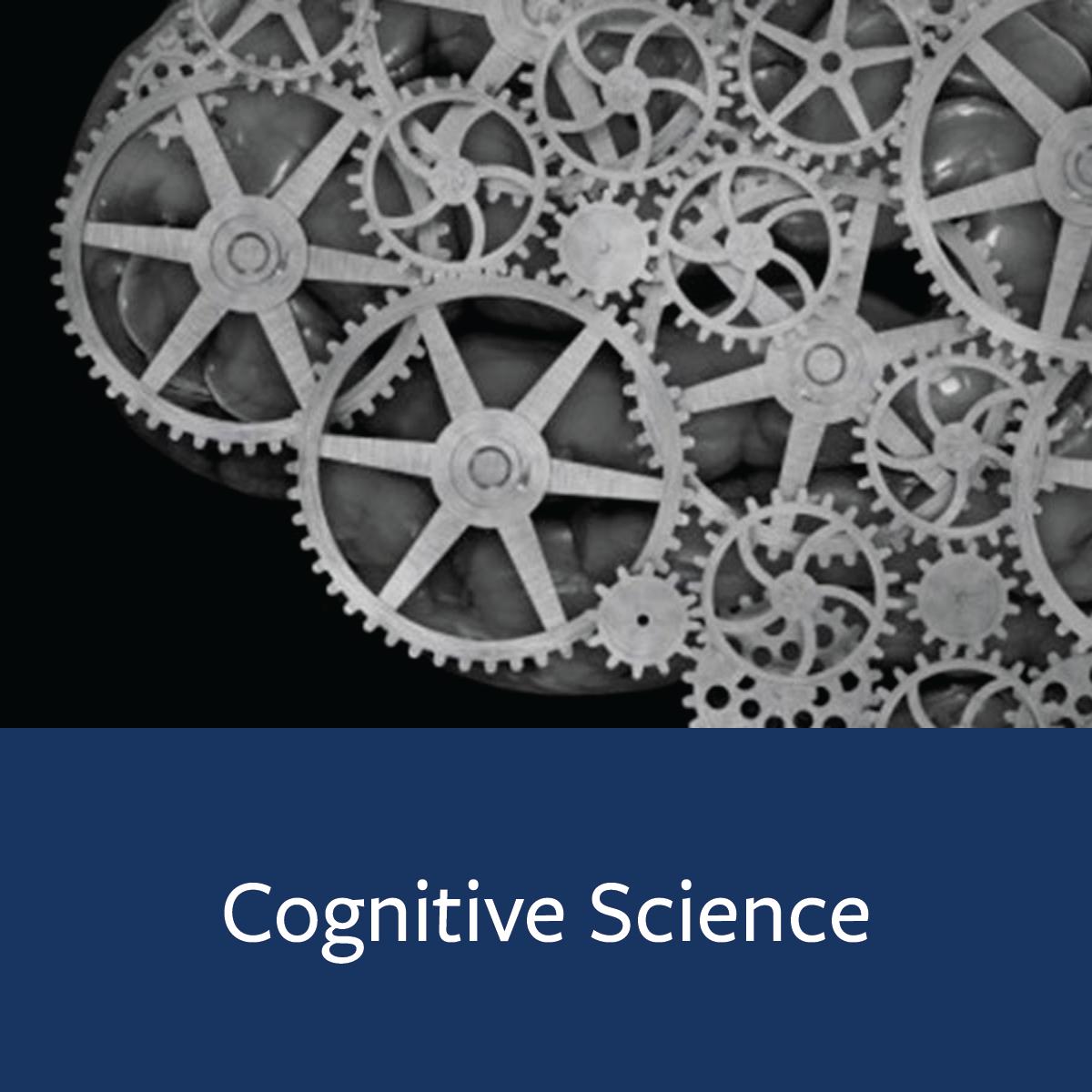 Cognitive Science Major Map
