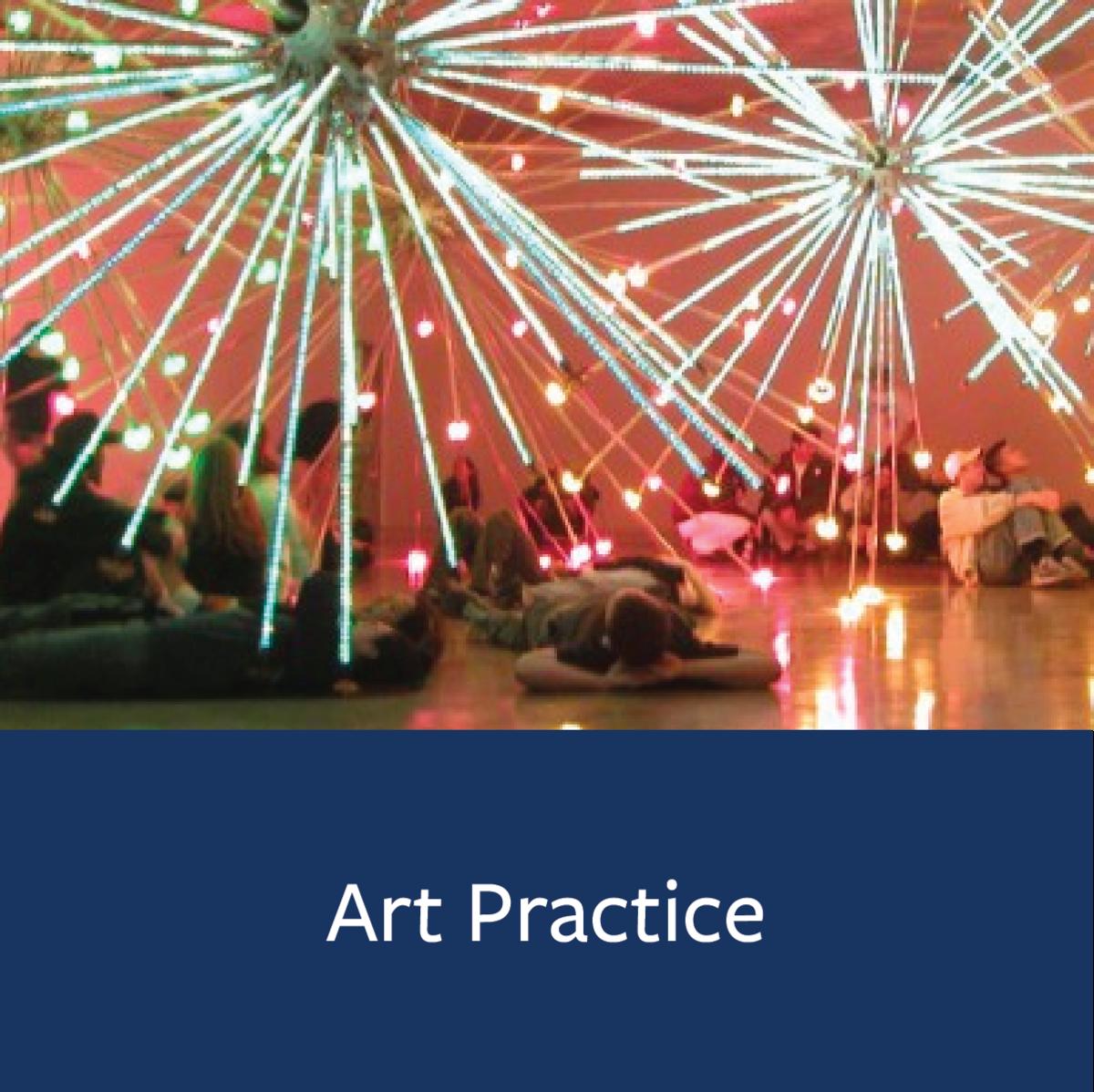 Art Practice Major Map