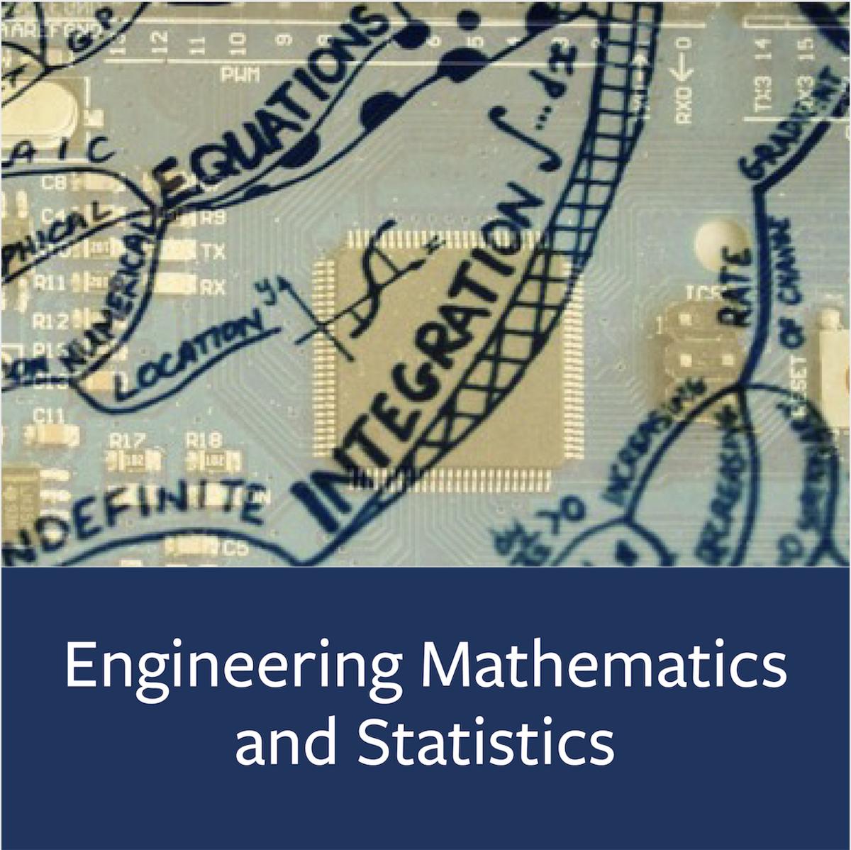 Engineering Mathematics and Statistics Major Map