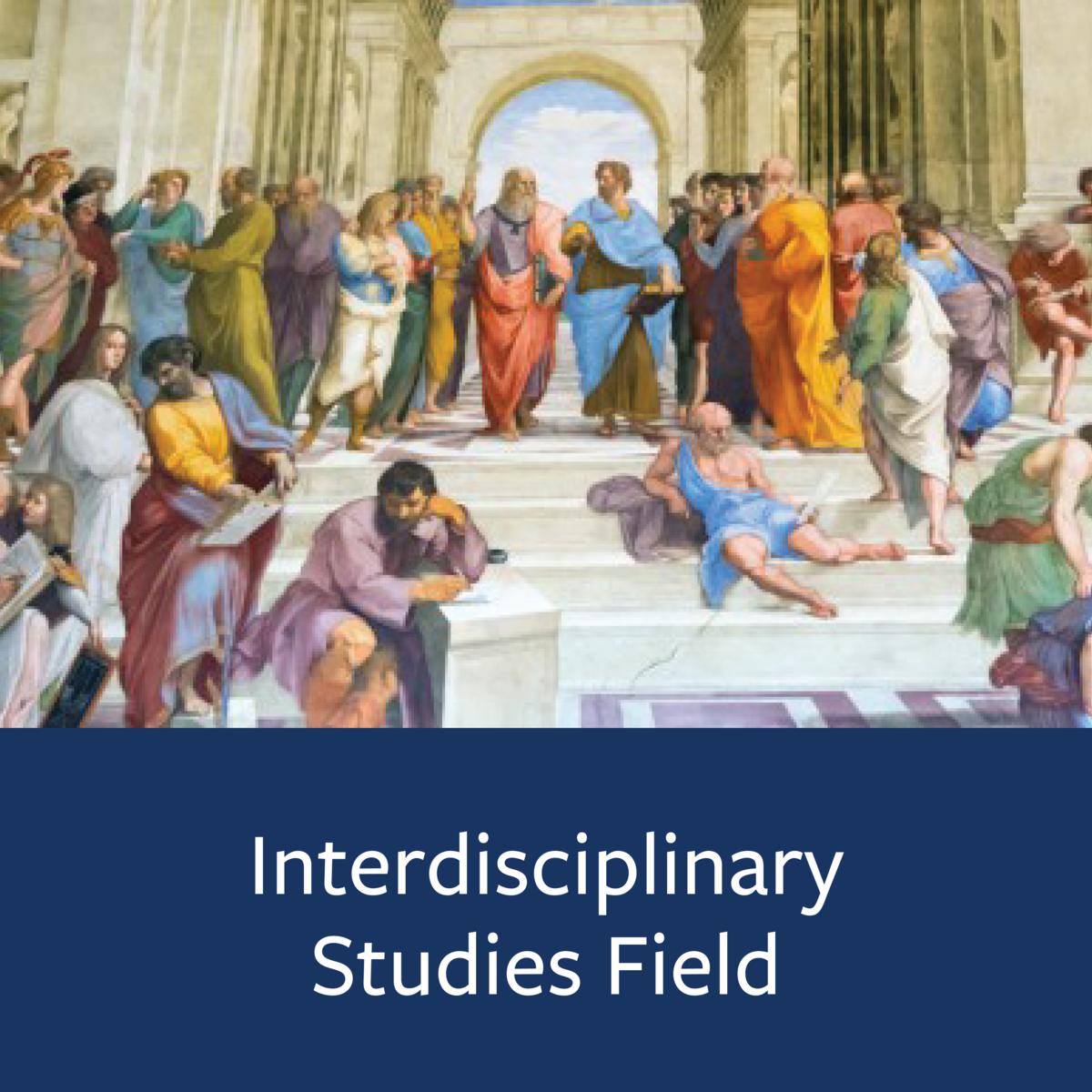 Interdisciplinary Studies Field