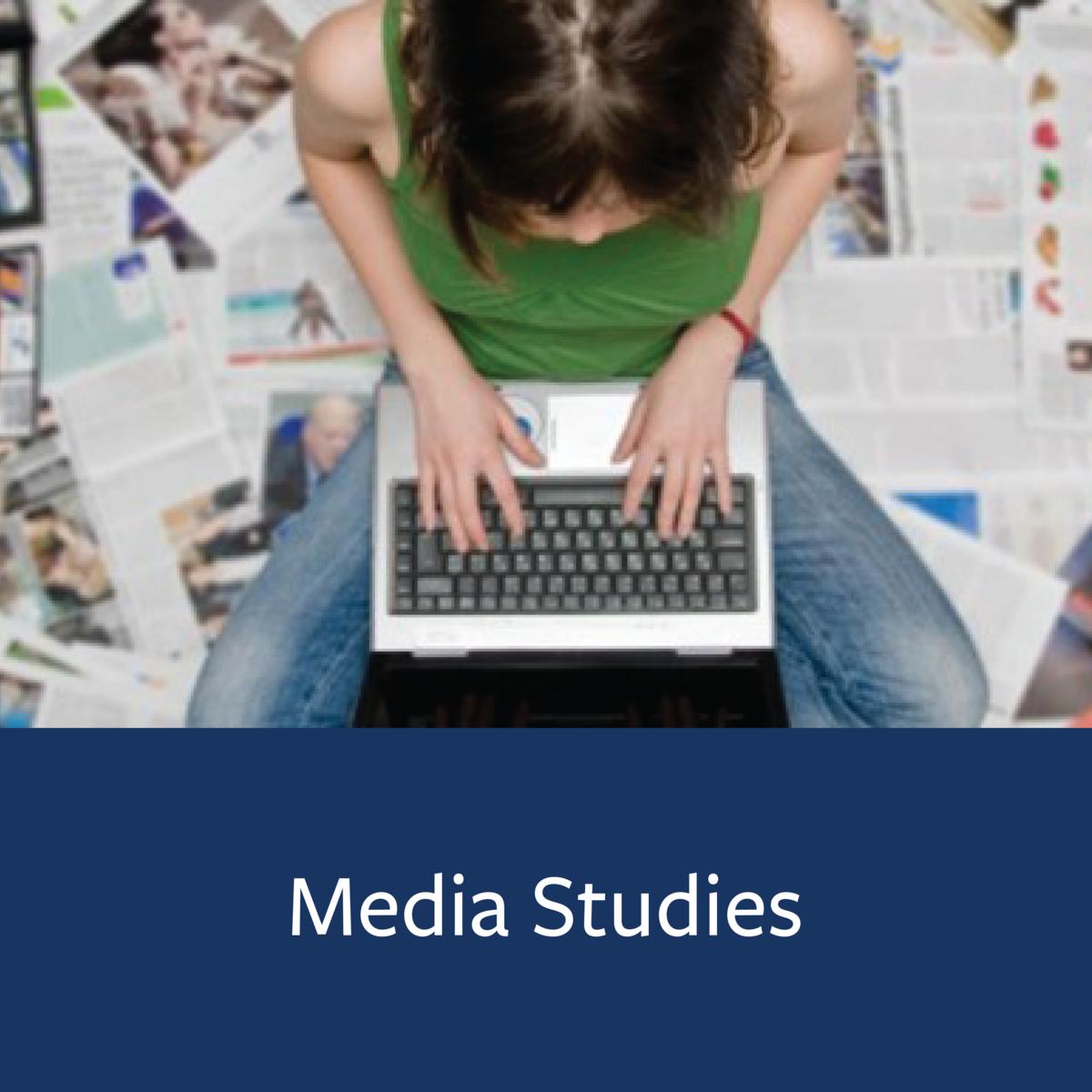 Media Studies Major Map