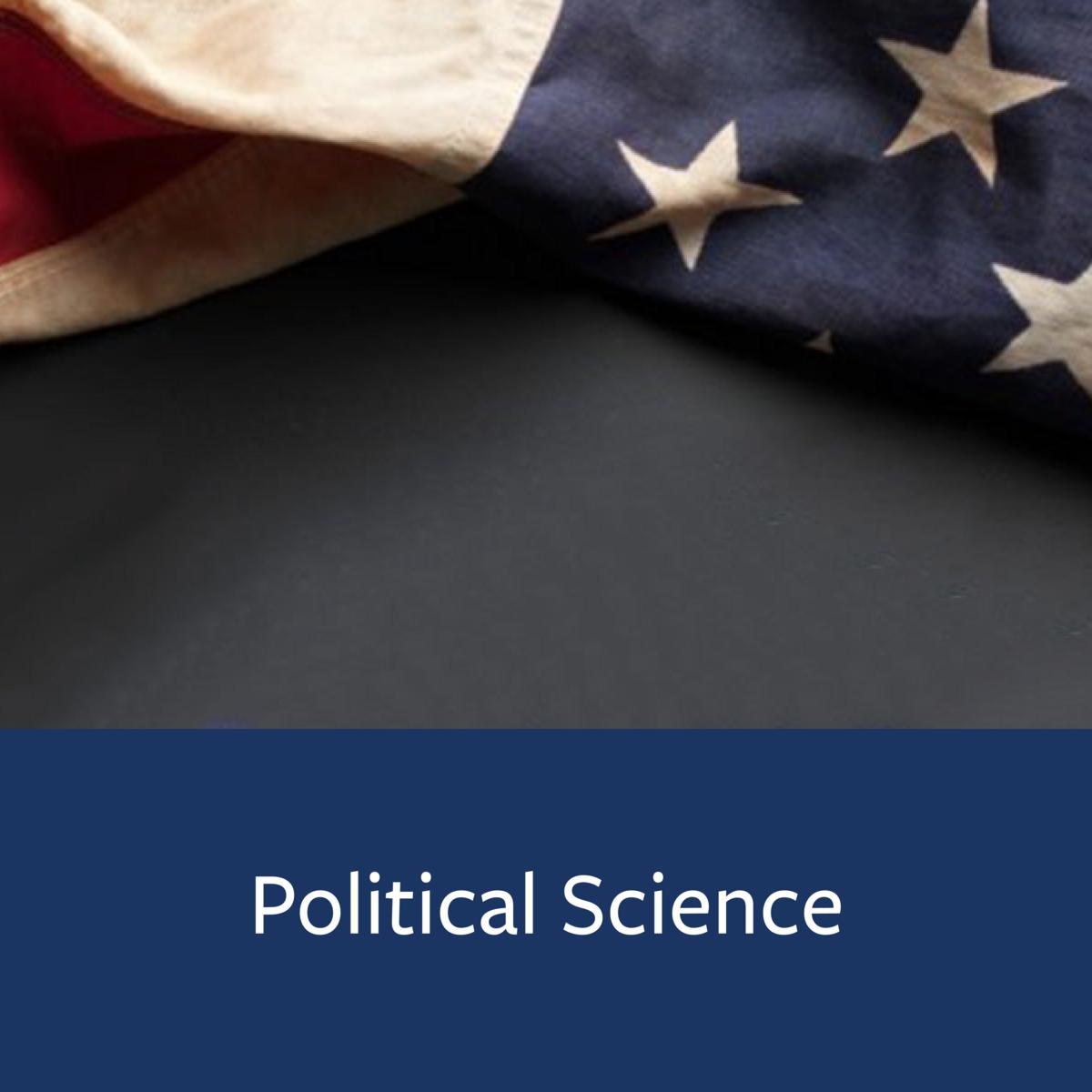 Political Science Major Map