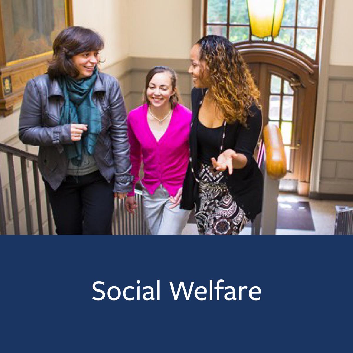 Social Welfare Major Map