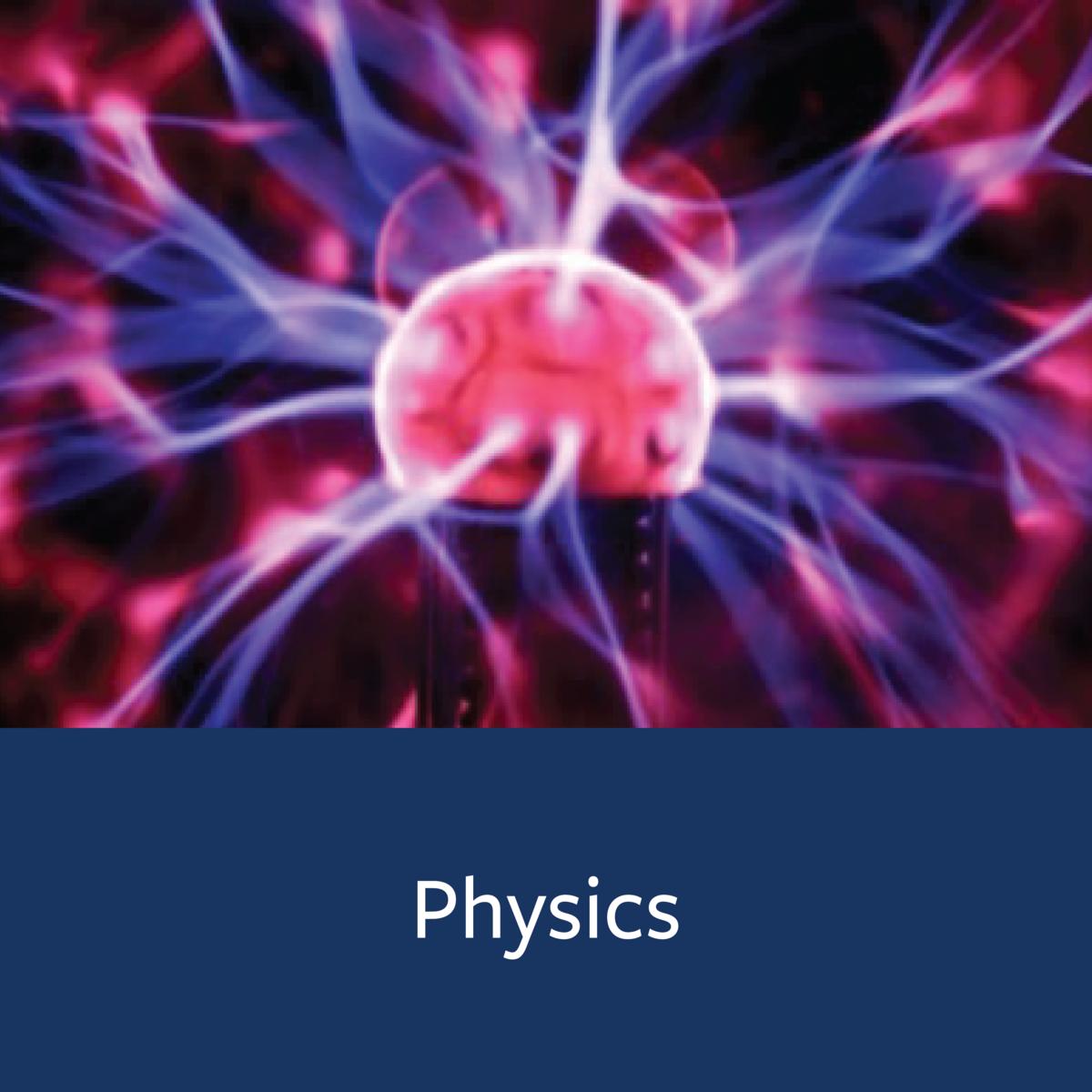 Physics Major Map