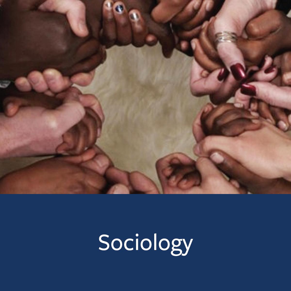 Sociology Major Map